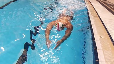 Instant Access to Front Scull: Bruno Fratus by Fitter and Faster Swim Tour, powered by Intelivideo