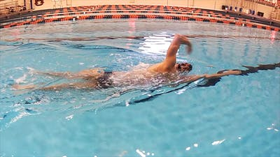 Freestyle 3 Second Glide: Clark Smith by Fitter and Faster Swim Tour