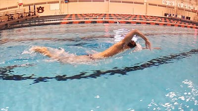 Freestyle with Dolphin Kick: Clark Smith by Fitter and Faster Swim Tour