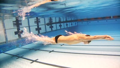 Push Off for Flip Turns: Clark Smith by Fitter and Faster Swim Tour
