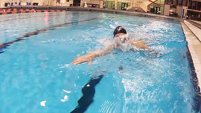 Tarzan Freestyle: Clark Smith by Fitter and Faster Swim Tour