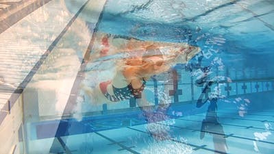 Instant Access to Head Up Kick: Chloe Sutton by Fitter and Faster Swim Tour, powered by Intelivideo