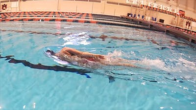 Instant Access to Stabilized 1 Arm Freestyle with Breath: Chloe Sutton by Fitter and Faster Swim Tour, powered by Intelivideo