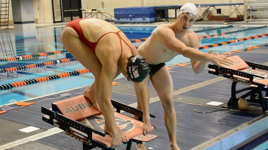 Instant Access to Starts: Laura Sogar and Scott Weltz by Fitter and Faster Swim Tour, powered by Intelivideo