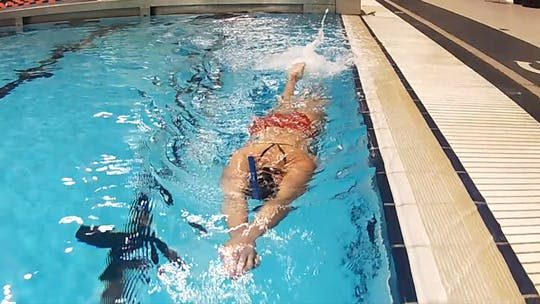 Instant Access to Streamline Kick: Chloe Sutton by Fitter and Faster Swim Tour, powered by Intelivideo