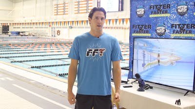 Scott Weltz Introduction by Fitter and Faster Swim Tour