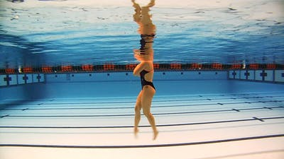 Instant Access to Vertical Kick: Chloe Sutton by Fitter and Faster Swim Tour, powered by Intelivideo