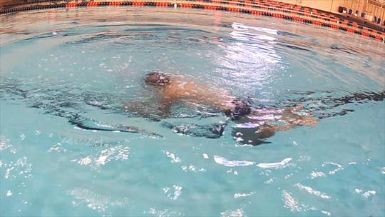 Instant Access to Stationary Turns: Tyler Clary by Fitter and Faster Swim Tour, powered by Intelivideo
