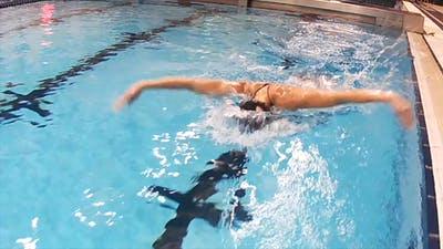 Instant Access to Alligator Eyes for Butterfly: Jessica Long by Fitter and Faster Swim Tour, powered by Intelivideo