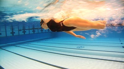 One Arm Freestyle: Jessica Long by Fitter and Faster Swim Tour