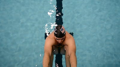 Backstroke Start: Tyler Clary by Fitter and Faster Swim Tour