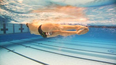 Buoy Backstroke: Tyler Clary by Fitter and Faster Swim Tour
