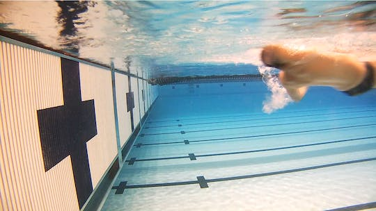 Instant Access to IM Transition - Bucket Turn: Tyler Clary by Fitter and Faster Swim Tour, powered by Intelivideo