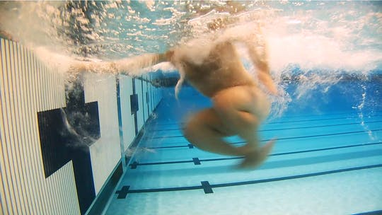 Instant Access to Open Turns: Tyler Clary by Fitter and Faster Swim Tour, powered by Intelivideo