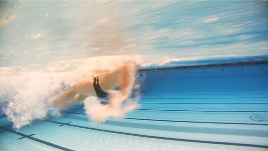Instant Access to Sit Spin Backtstroke: Tyler Clary by Fitter and Faster Swim Tour, powered by Intelivideo