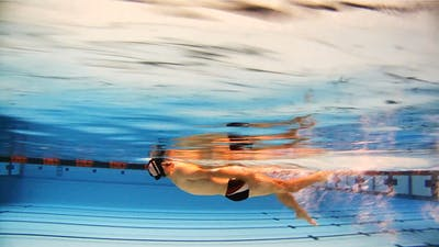 Instant Access to Backstroke - Y Drill: Nick Thoman by Fitter and Faster Swim Tour, powered by Intelivideo