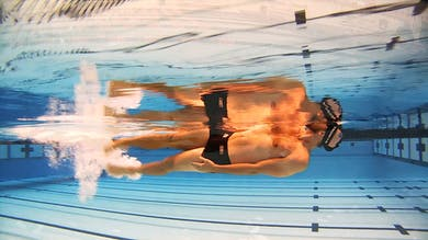 Backstroke Rotation: Nick Thoman by Fitter and Faster Swim Tour