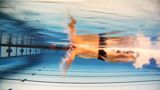 Instant Access to Flip Turn - Plant Pause Push: Nick Thoman by Fitter and Faster Swim Tour, powered by Intelivideo