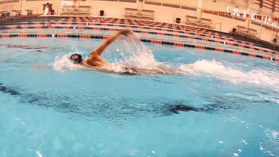 Freestyle into Flip Turn: Nick Thoman by Fitter and Faster Swim Tour