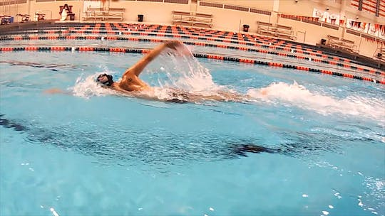 Instant Access to Freestyle into Flip Turn: Nick Thoman by Fitter and Faster Swim Tour, powered by Intelivideo
