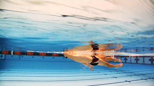 Instant Access to Triple Touch Backstroke: Nick Thoman by Fitter and Faster Swim Tour, powered by Intelivideo