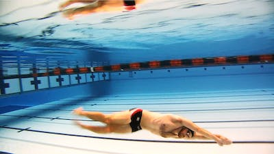 Underwater Dolphin Kick: Nick Thoman by Fitter and Faster Swim Tour