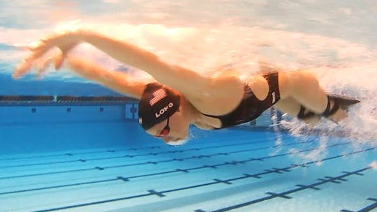 Full Stroke Butterfly by Fitter and Faster Swim Tour