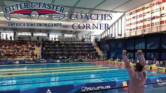 Coaches Corner by Fitter and Faster Swim Tour