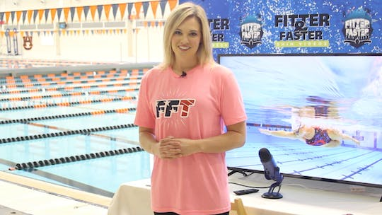 Clinicians by Fitter and Faster Swim Tour