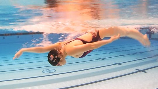 Instant Access to  by Fitter and Faster Swim Tour, powered by Intelivideo