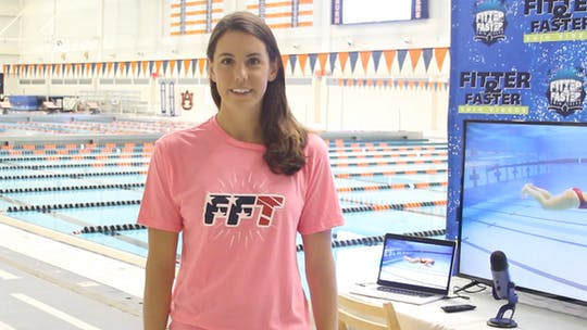 Laura Sogar by Fitter and Faster Swim Tour