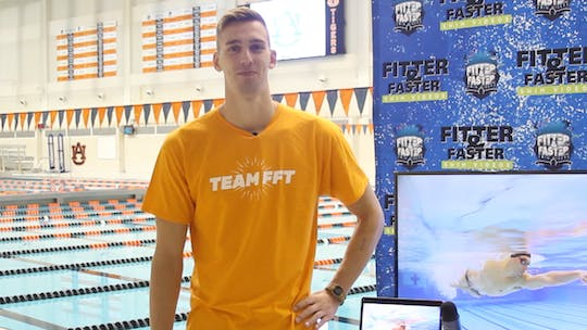 Clark Smith by Fitter and Faster Swim Tour