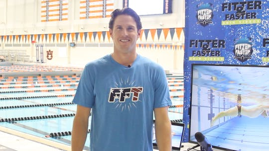 Scott Weltz by Fitter and Faster Swim Tour