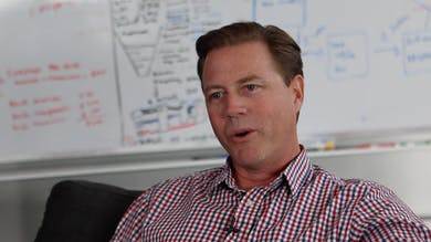 Eric Olden- Pre-Denver Startup Week Interview Part 1 by dswlive