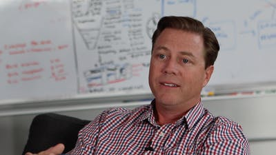 Eric Olden- Pre-Denver Startup Week Interview Part 2 by dswlive