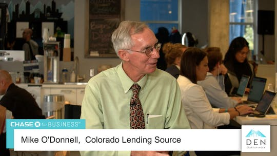 Instant Access to Mike O'Donnell - Colorado Lending Source by dswlive, powered by Intelivideo