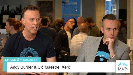 Instant Access to Xero - Andy Burner & Sid Maestre by dswlive, powered by Intelivideo
