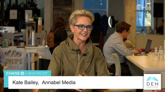 Instant Access to Kate Bailey - Annabel Media by dswlive, powered by Intelivideo