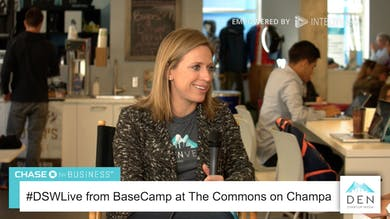 Kate Barton - Denver Startup Week by dswlive