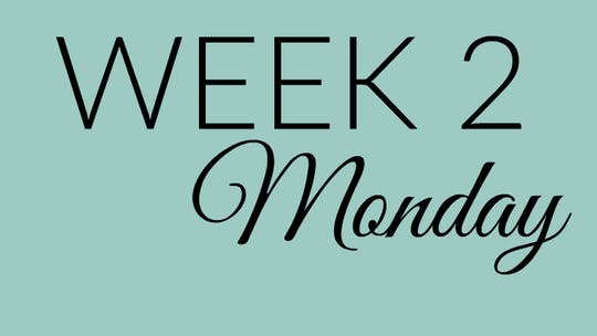 Week 2 MONDAY by L.A. Bride Body, powered by Intelivideo