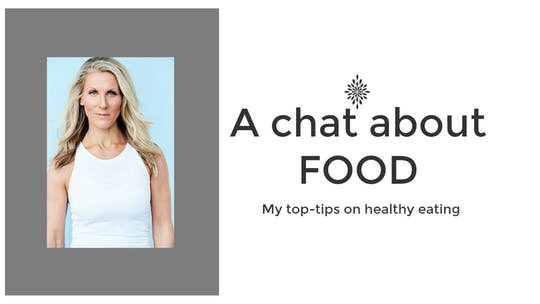 A chat about FOOD by L.A. Bride Body, powered by Intelivideo