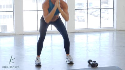 Standing Abs (Strength) by Kira Stokes