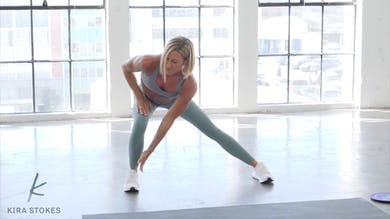 Lower Body/Core (Strength) by Kira Stokes