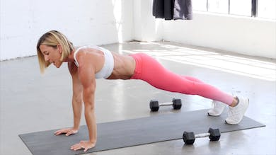 Upper Body/Core (Strength) by Kira Stokes