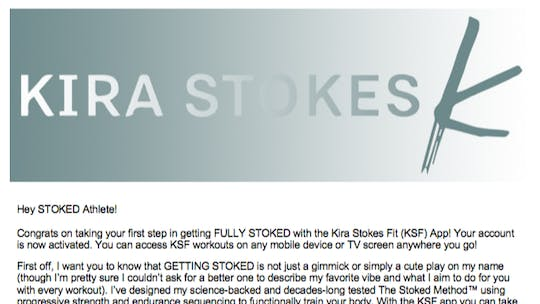 Get access to Welcome to The Stoked Method by Kira Stokes