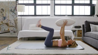 Pillow Abs (Strength) by Kira Stokes