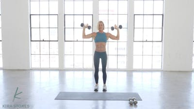 Instant Access to Shoulders & Core (Strength) by Kira Stokes, powered by Intelivideo