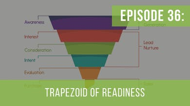 Episode 36: The Trapezoid of Readiness by Friday Live
