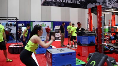 IHRSA 2018 - Matthew Januszek with Escape Fitness by Friday Live