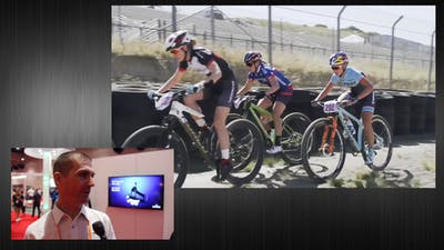 IHRSA 2018 - Pat Warner with Stages Cycling by Friday Live